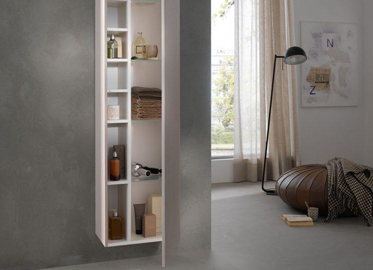 an grau f hrt derzeit kein weg vorbei auch im badezimmer. Black Bedroom Furniture Sets. Home Design Ideas