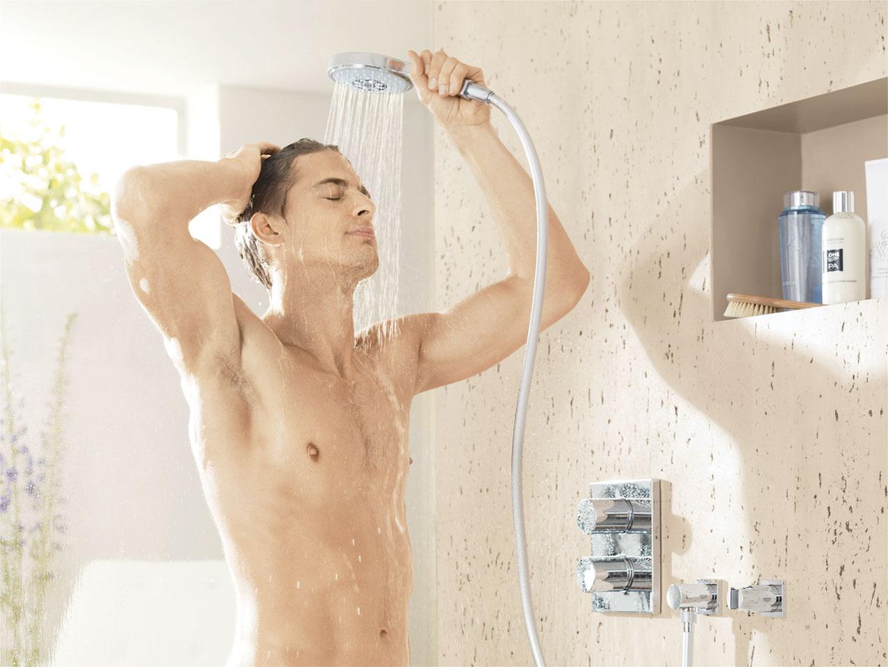 Mein Bad wird mein Health Spa