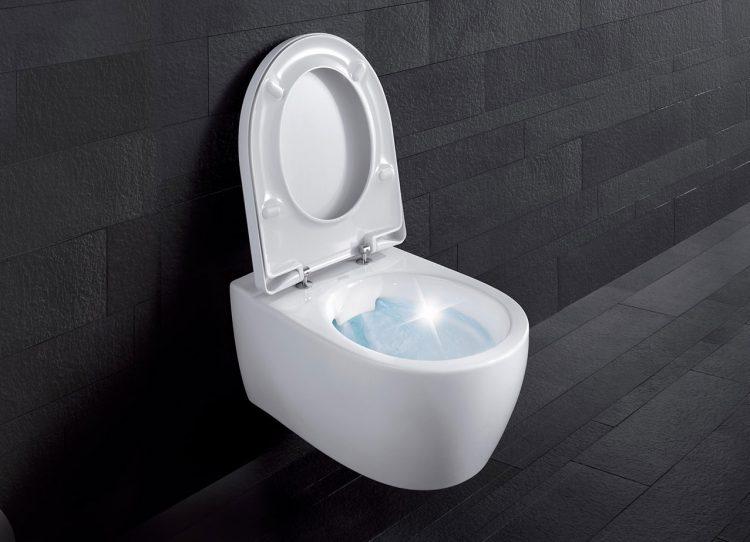 Vorfahrt für WC-Hygiene