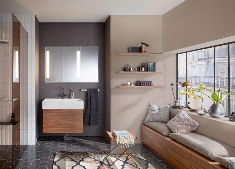 Wir haben fünf Top-Trends fürs Badezimmer zusammengestellt.