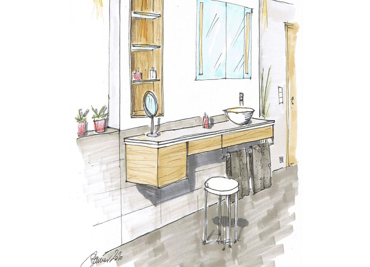f r m glichst viel bewegungsfreiheit muss ein dachbad klug geplant sein. Black Bedroom Furniture Sets. Home Design Ideas
