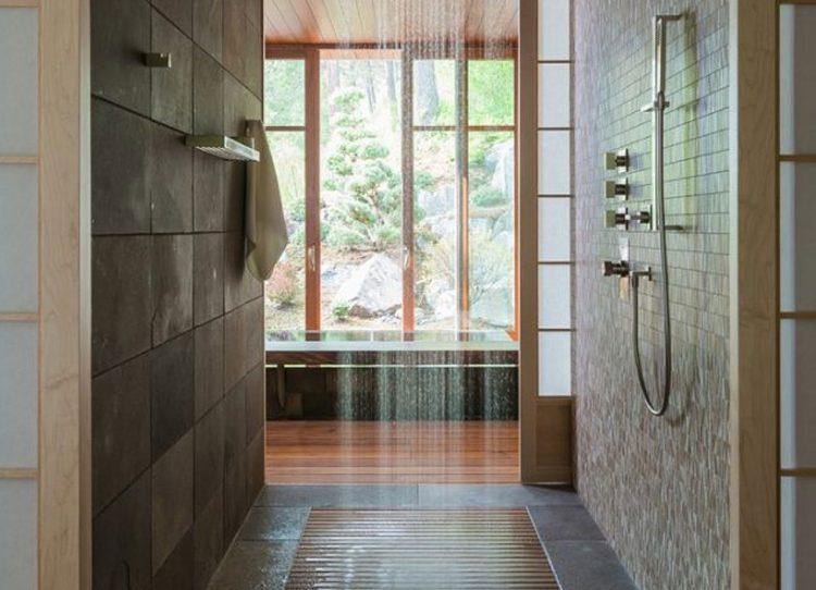 Wenn sich Grenzen im Bad auflösen