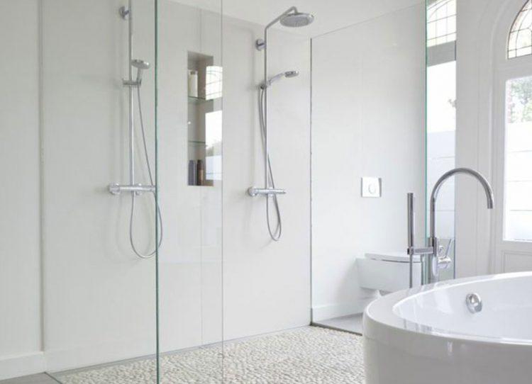 wenn sich grenzen im bad aufl sen bodengleiche duschen. Black Bedroom Furniture Sets. Home Design Ideas