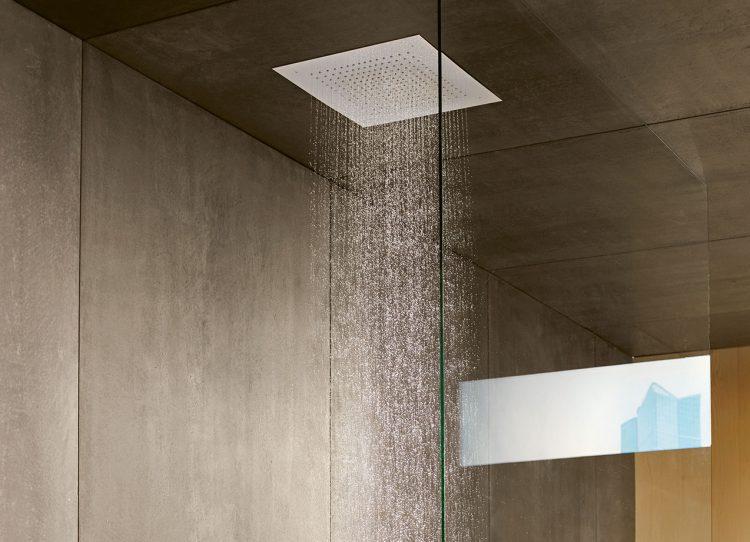 wasserinszenierungen machen aus dem bad ein privates erlebnisbad. Black Bedroom Furniture Sets. Home Design Ideas